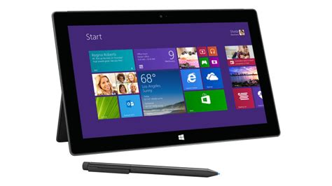 Komputer Tablet Microsoft Surface surface pro 2 specs and features