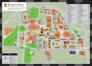 Buff State Map by Blog Buffalo Wordpress Users
