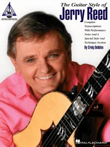 The Guitar Style Of Jerry Reed By Craig Dobbins And Jerry