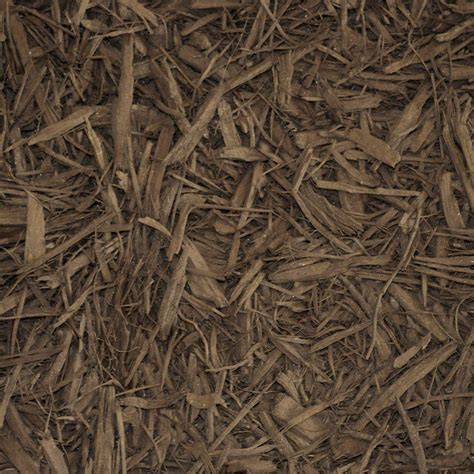 7 cu yd brown landscape bulk mulch bkdmbr7 the home depot