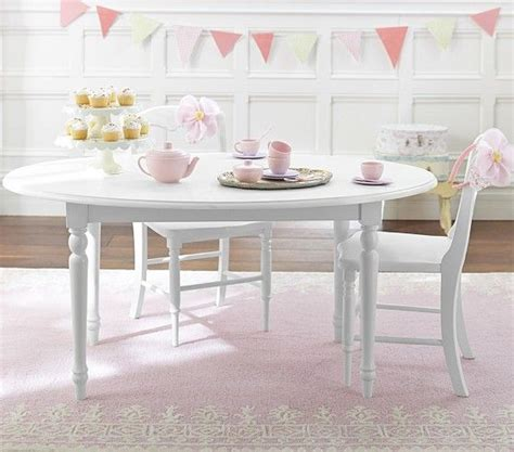 pottery barn play table pottery barn kids table and chairs for ava s room
