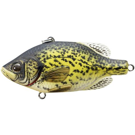 yellow crappie live target crappie lure 428312 crank baits at