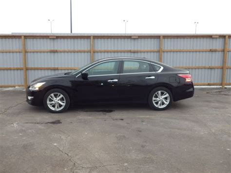 nissan altima 2015 black 2015 nissan altima sv black haldimand motors wheels ca