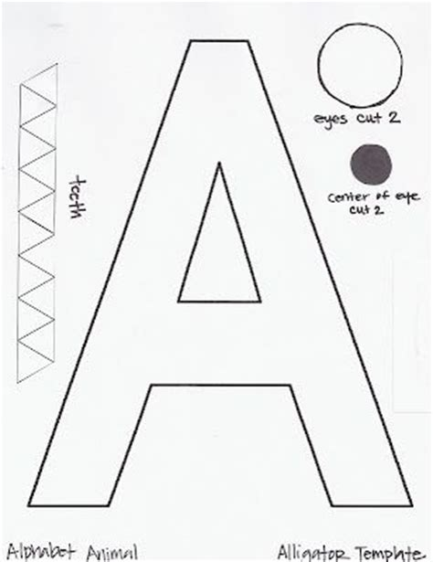 25 Best Ideas About Letter A Crafts On Pinterest Preschool Letter B Preschool Letter Crafts Letter Template Activity