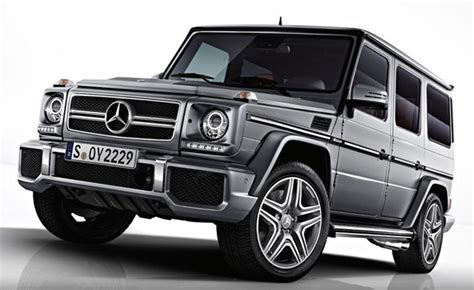 2013 mercedes g63 amg revealed in photos 187 autoguide