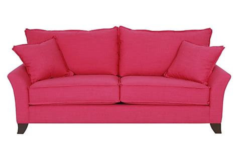 hot pink couches hot pink sofa living rooms and home decor pinterest