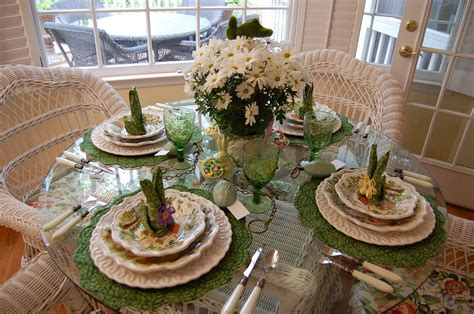 tablescape ideas easter table setting tablescape with floral centerpiece