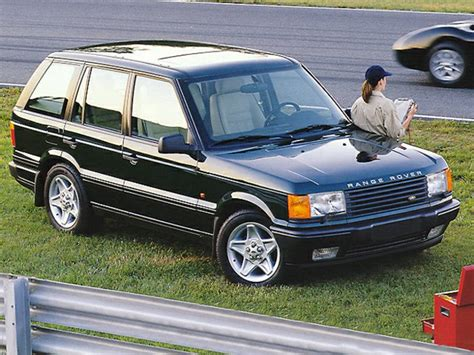 service manual how to work on cars 1998 land rover range rover parking system purchase used