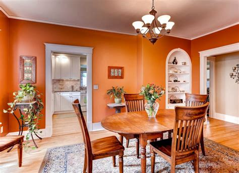 orange dining room orange dining room room color ideas 10 mistakes to
