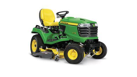 jd id riding mowers 4 wheel steering lawn tractors john deere us