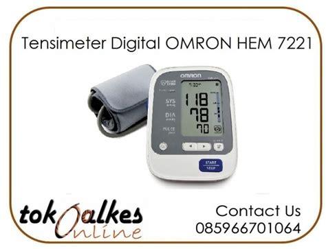 Tensimeter Omron Hem 7200 toko jual tensimeter digital omron toko alat kesehatan