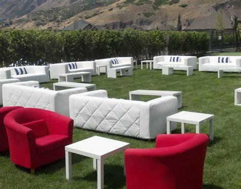 outdoor patio furniture rental salt lake city tent party