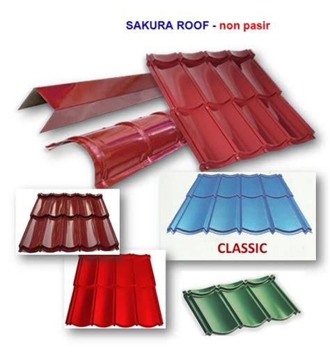 Atap Metal Multiroof genteng metal multi roof surya roof roof genteng
