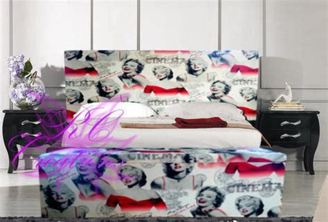 Marilyn Headboard by Headboards Limited Edition Marilyn