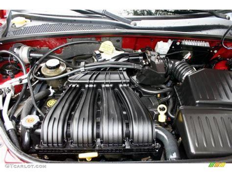 how do cars engines work 2002 chrysler pt cruiser free book repair manuals 2002 chrysler pt cruiser standard pt cruiser model engine photos gtcarlot com