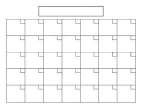 31 day blank printable calendar calendar printable 2017