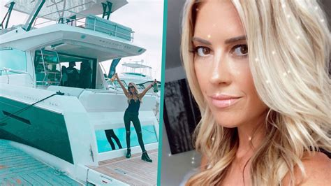 christina anstead buys yacht named aftermath  split  husband ant access