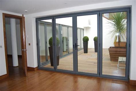 Bi Fold Doors by Aluminium Bi Fold Doors Enfield Bi Fold Doors