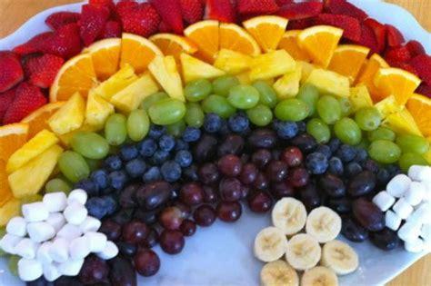 fruit rainbow fruit