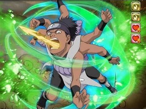 naruto blazing hot blooded youth naruto ninja blazing get free 6 star 99 luck kidomaru