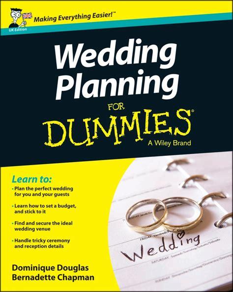Wedding Planner For Dummies wedding planning for dummies best wedding ideas quotes