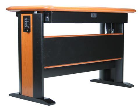 Standing Desk Modesty Panel Full Caretta Workspace