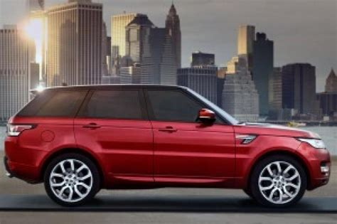 matte maroon range rover 2015 land rover range rover sport information and photos