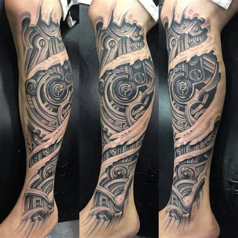 biomechanical name tattoo 75 best biomechanical tattoo designs meanings top of