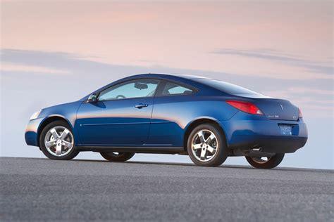 2009 pontiac g6 price 2009 pontiac g6 reviews specs and prices cars