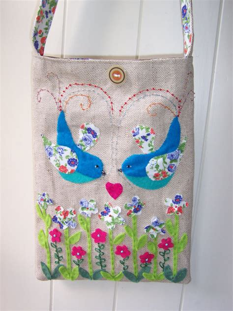 Unique Handmade Fabric Bags Purses - items similar to fabric a unique handmade and