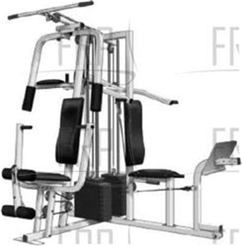 weider pro 9640 system wesy96400 fitness and