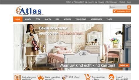 atlas meubel rotterdam contact portfolio archief webdesign rotterdam