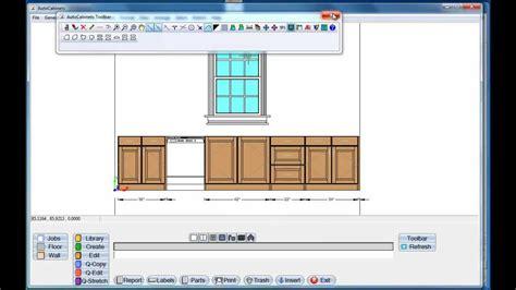 cabinet design software autocabinets cabinet design software