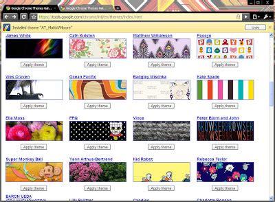 theme google chrome classic seo blog google launches new themes for chrome