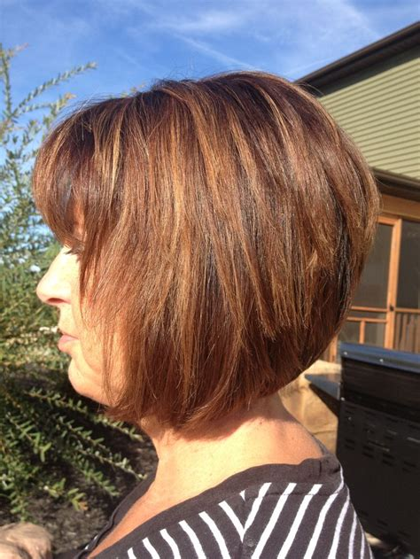 caramel highlites on inverted bob search results inverted bob with highlights the best