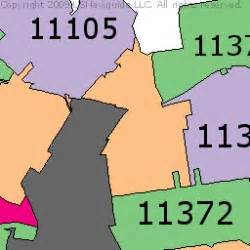 Long Island Zip Code Map by Map Of Queens Ny With Zip Codes Most Curious Map Images