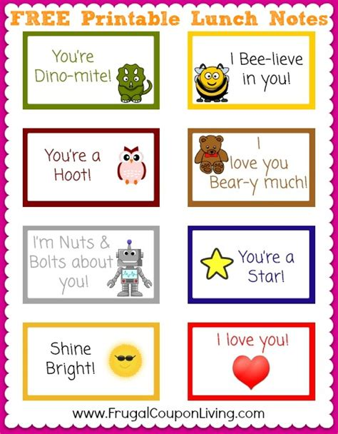 printable lunch quotes husband lunch box quotes quotesgram
