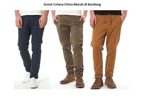 Celana Jogger Grosir Bandung grosir celana chino murah di bandung