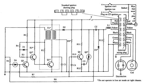 capacitive discharge firing circuit teknoplace net