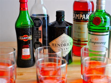 best gin for negroni the best gin for negronis serious eats