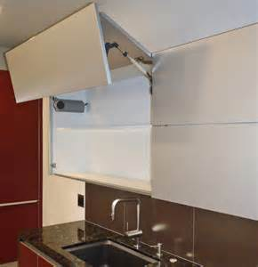 lift up doors automatic or manual contemporary kitchen hawaii by poggenpohl hawaii