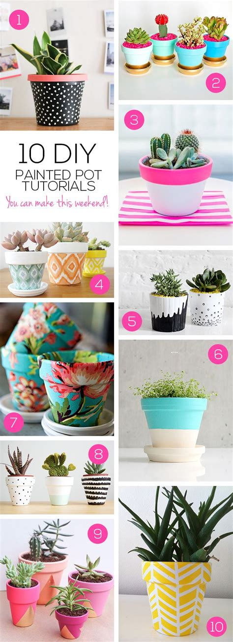decorare vasi di terracotta come decorare i vecchi vasi di terracotta quello