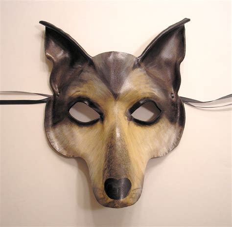 dogs 2 mask leather mask of a 2 by teonova on deviantart