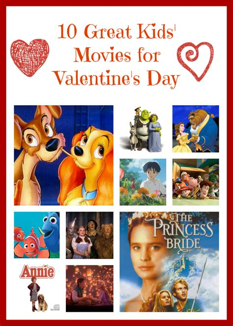 valentine s day movies ten great valentine s day movies for kids