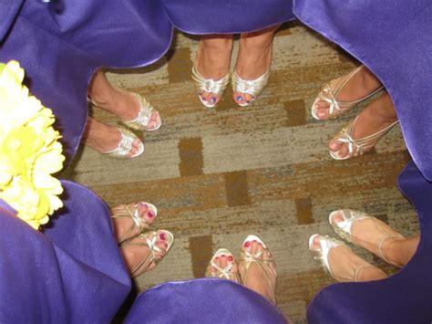 post your bridesmaid shoes weddingbee