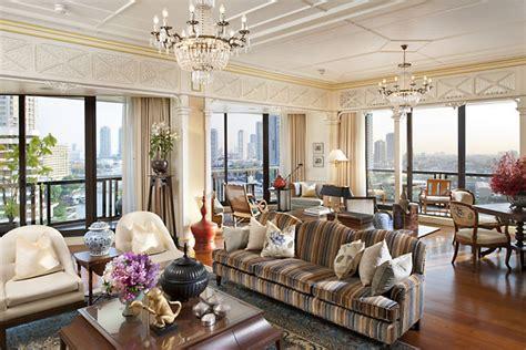 The Living Room Bangkok Brunch Suite Hotel Package Mandarin Hotel