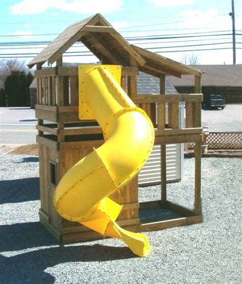 swing set tube slide swing set with tube slide 28 images gorilla playsets
