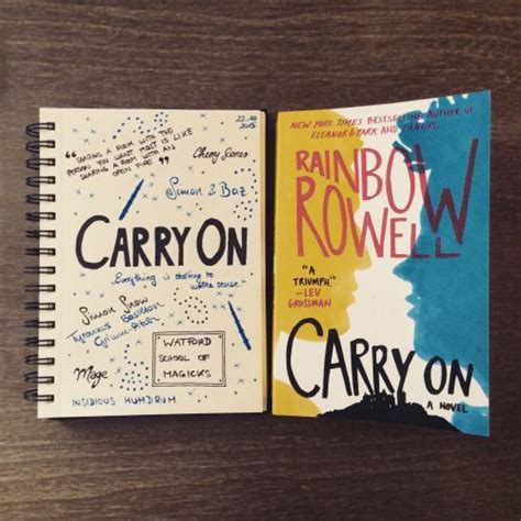 libro carry on comiziale book diary carry on by rainbow rowell carry on arte arco iris y libro