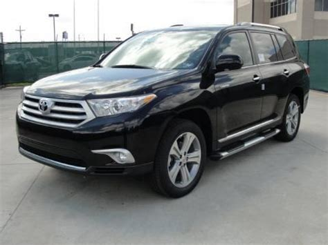 2011 Toyota Highlander Limited Specs 2011 Toyota Highlander Limited Data Info And Specs