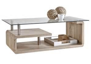 table de salon en bois moderne